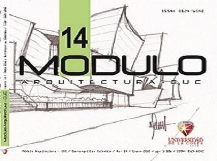 Módulo Arquitectura - CUC / Barranquilla, Colombia / No. 13 / Julio 2014 / pp. 1-298 / ISSN: 0124-6542/ E-ISSN: 2389-7732   Calle 58 No. 55 - 66. Teléfono: (575) 3362224 / Barranquilla - Colombia / revistamodulo@cuc.edu.co